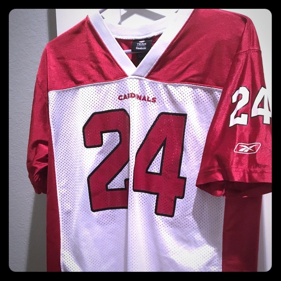 various colors 325ba f4f0c Arizona Cardinals Football Jersey - Adrian Wilson